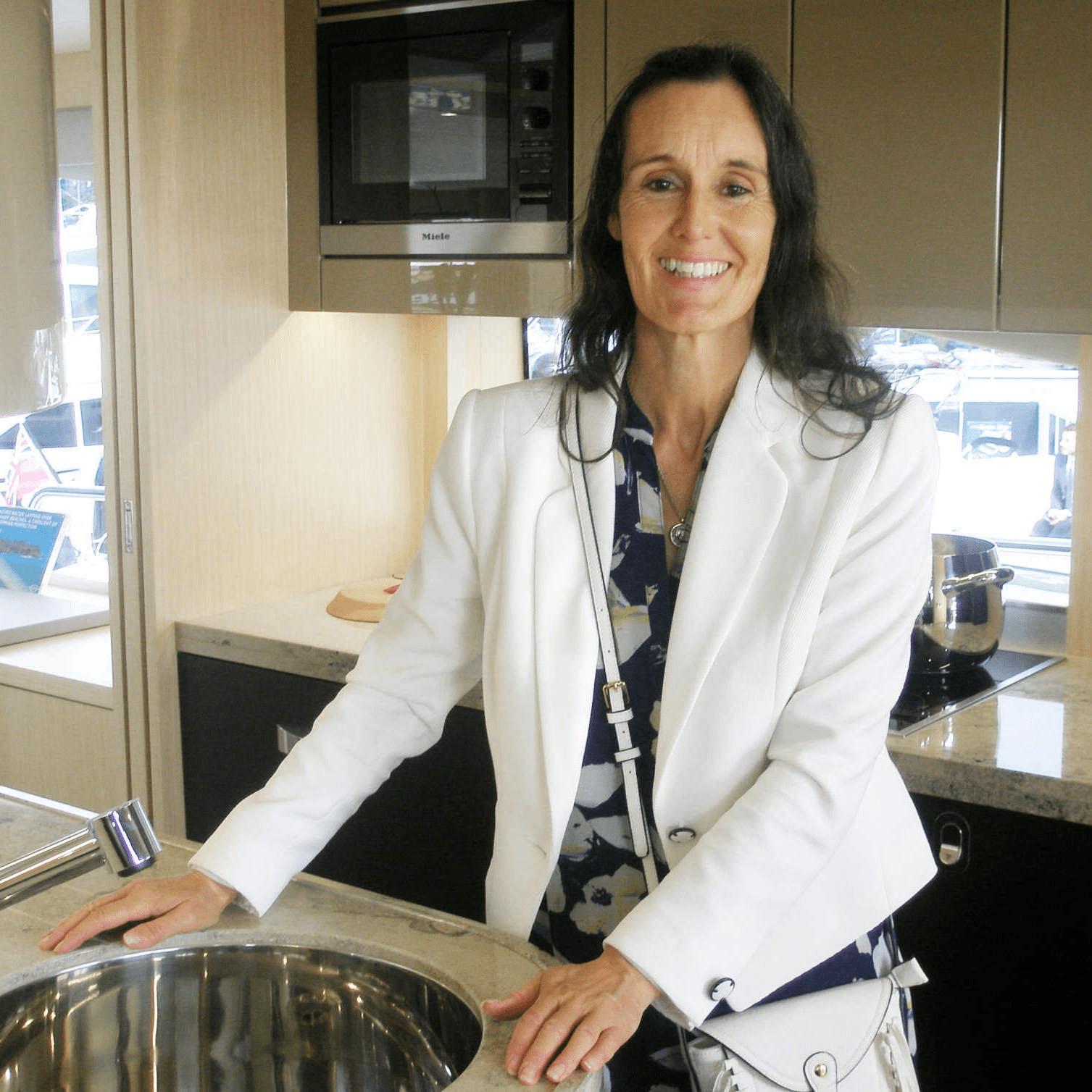 Susan Alexander, tutor at Aaron Scott and Black